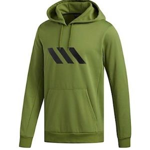 Adidas Basketball Club Climawarm Men's Hoodie